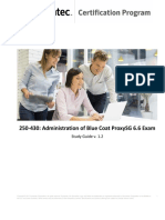 Bc Admin Proxysg 6 6 Study Guide En