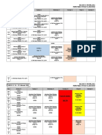 Jadwal Blok 9 Untad 2015 Revisi 2