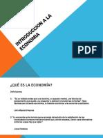 economia ppt
