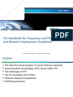 4 - ITU Standards and Network Deployment Guidelines