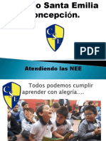 Horario 2019 Docentes Especialistas Abril 2019