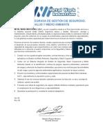 4) Politica SSOMA - MWI 2018 .doc