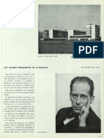 julio vidaurre. Bauhaus