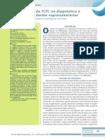 A Importância Da TCFC No Diagnóstico e