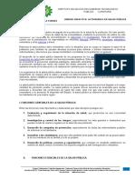 CONTENIDO (1) Salud Publica