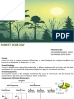 Forest Ecology (1)