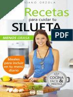 72 Recetas Saludables Para Cuidar Tu Silueta - Por Mariano Orzola