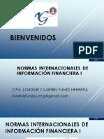01. NIIF I - Presentación