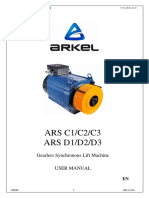 Ars Cx Dx User Manual v11en