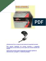 Alarma Prestige Aps-25ch