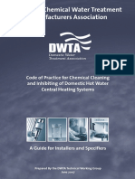 Code of Practice Central Heating