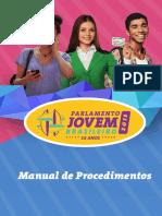 Manual de Procedimentos 2018 Web