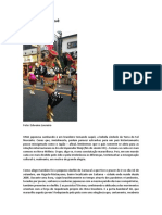 Crônica Japonesa - Carnaval Com Saquê
