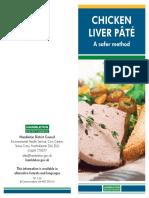 Chicken Liver Pate Leaflet 2016 Web