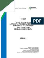 Dossier - Alfabetizaciones y Capacidades