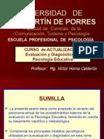 Diapositivas Evaluación y Diagnóstico Ps Organizacional