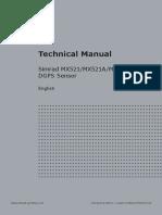 DGPS SIMRAD TECHNICIAL MANUAL.pdf