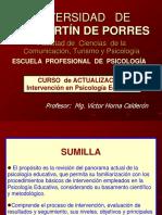 DIAPOSITIVAS INTERVENCIÓN Ps Educativa