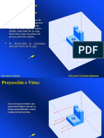 Proyecciones ortogonal