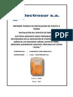 INFORME TECNICO DE INSTALACION DE PUESTA A TIERRA.docx