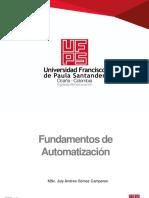 Fundamentos de Automatizaciòn Final