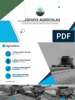 Residuos Agricolas