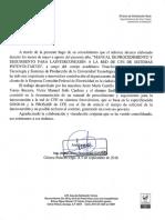 Informe Técnico Manual de Interconexion Para SFde CFE