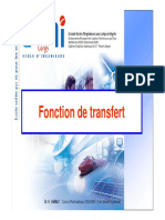 4 Fonction de Transfert