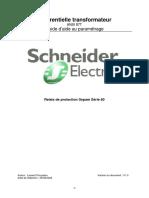 Guide d%27aide Au Parametrage Differentielle Transformateur 87T