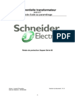 Guide d%27aide Au Parametrage Differentielle Transformateur 87T