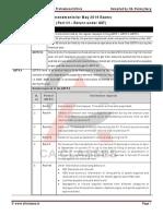 GST Audit Amendment Notes by Pankaj Garg
