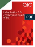Urbanization 2.0