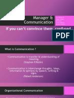 Manager & CommunicationPDF
