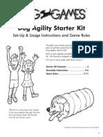 Agility Dogs Fun Games