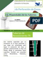 2.1 Propiedades de las Tuberías IFM.ppt