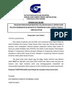 Template Borang Soal Selidik