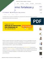 Análisis Interno_ Fortalezas y Debilidades - CreceNegocios