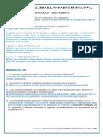 Capacitacion y Adiestramiento (s)
