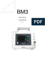 Bionet BM3 Patient Monitor - Service manual.pdf