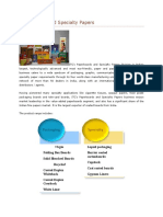 Paper Boards and Specialty Papers n Packaging