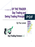 Advanced Course Book | High Frequency Trading | Day Trading