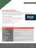 data sheet Microperforado arlon