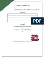 Seam Welding Machine Report