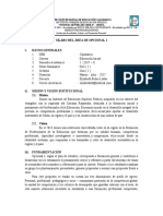 5. Sílabo de Opcional i -2017