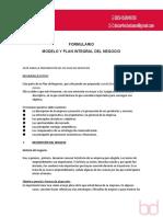 Plan de Negocio Patagonica