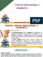 Protocolo Sifilis Gestacional y Congenita