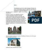 Arquitectura Expresionista- Historia