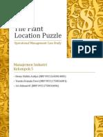 The Plant Location Puzzle