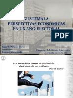 Ciclos económicos y procesos electorales en Guatemala