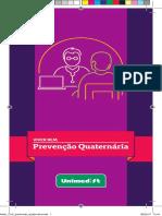 Folder Prevenção Quaternária